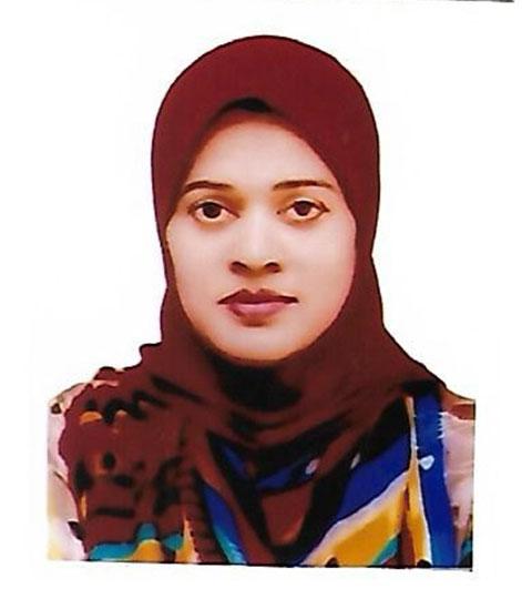 Zubeda Khan